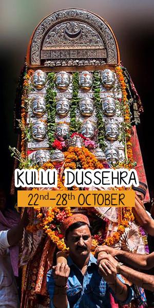 Kullu Dusshera Festival